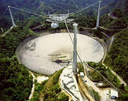 China está a punto de terminar el mayor radiotelescopio del mundo