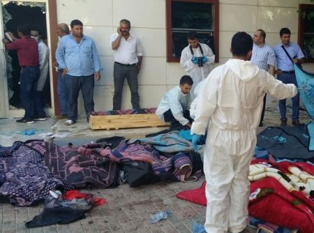 Al menos 10 muertos en un nuevo atentado en Turquía