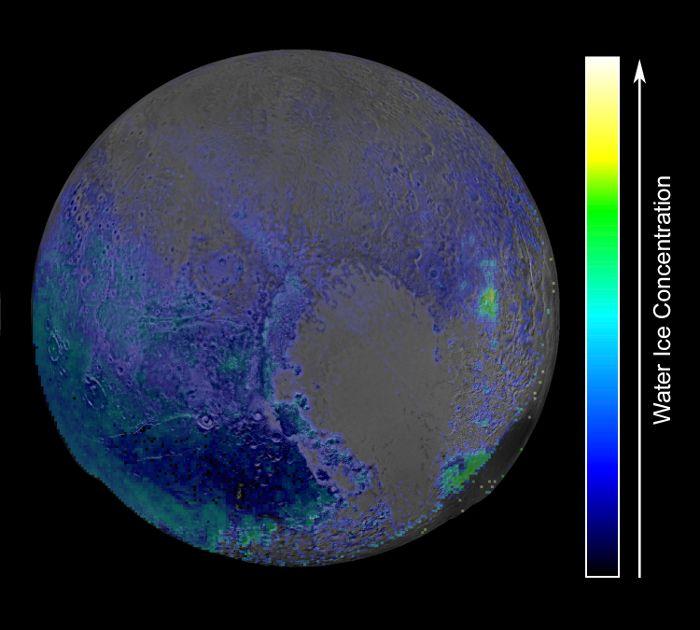 2016-02-05 La NASA confirma gran parte de Plutón está recubierto de hielo