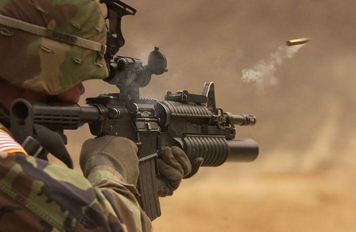 2016-02-24 Estados Unidos se consolida como el mayor exportador mundial de armas