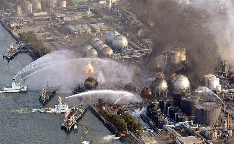 Japón denuncia a 3 directivos por la catástrofe nuclear de Fukushima