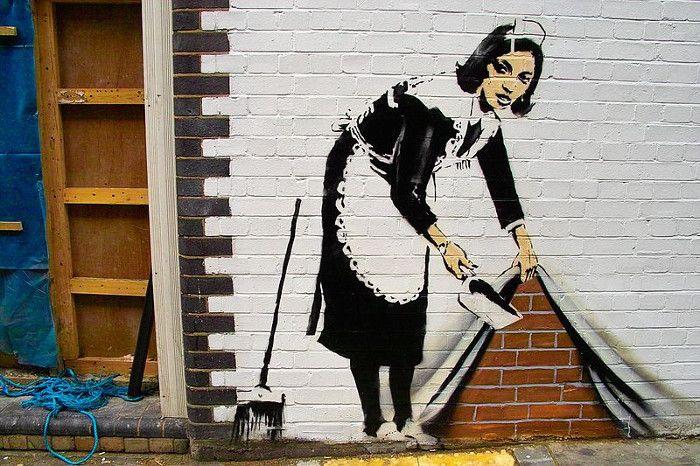Banksy al descubierto. De nuevo.