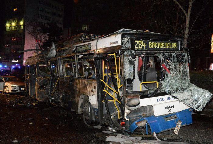 Más de 120 heridos y 37 fallecidos en un nuevo atentado en Turquía