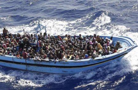 Rescatan en el Canal de Sicilia a más de 3.000 inmigrantes en 3 días