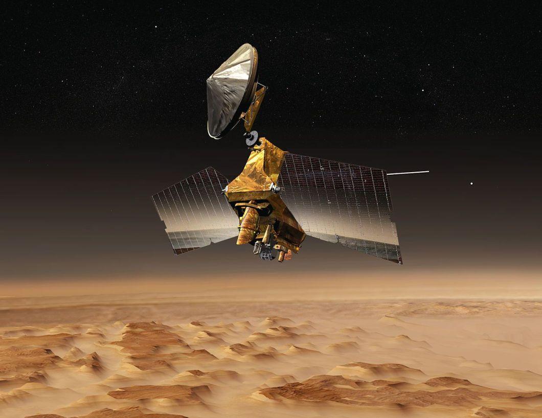 Las enigmáticas manchas de Marte, resultado de la ebullición de agua
