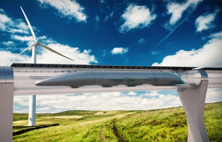 2016-05-12 El primer trayecto funcional de Hyperloop, en 3 años