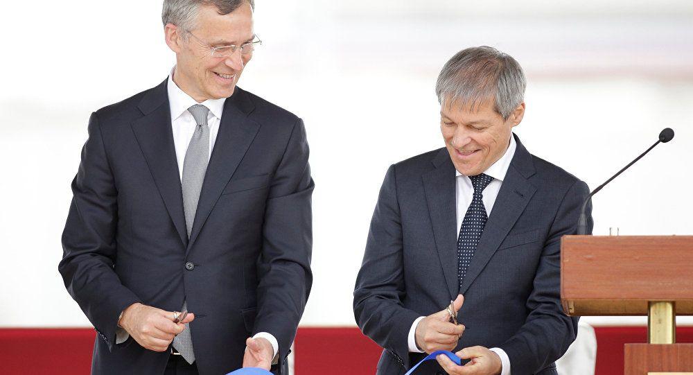 2016-05-12 Inauguran las instalaciones del escudo antimisiles de la OTAN en Rumanía