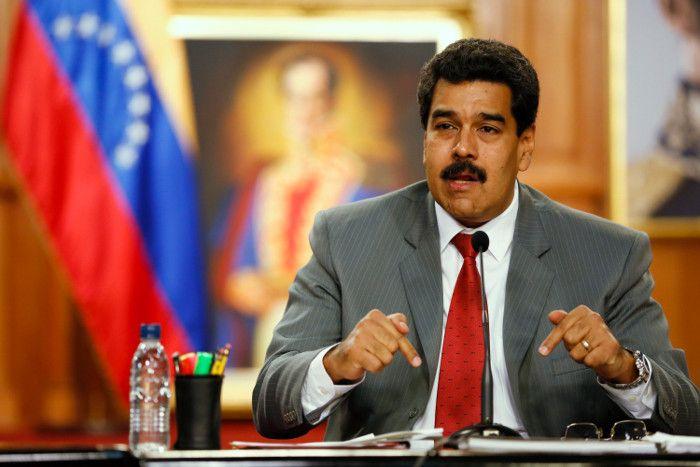 """2016-05-19 Nicolás Maduro podría decretar el """"estado de conmoción"""" en Venezuela"""