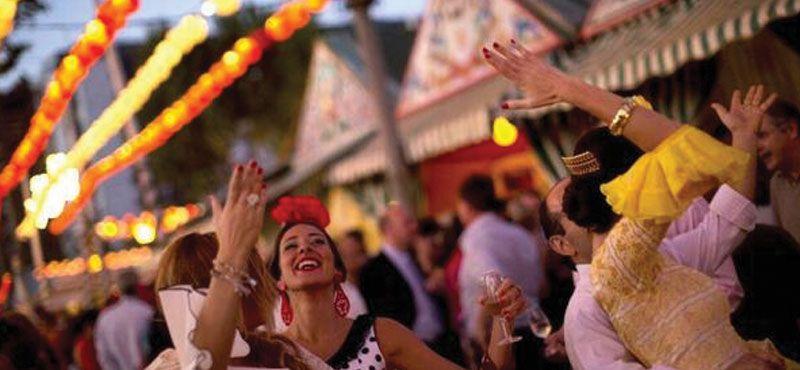 La Feria de Sevilla contada por una sevillana