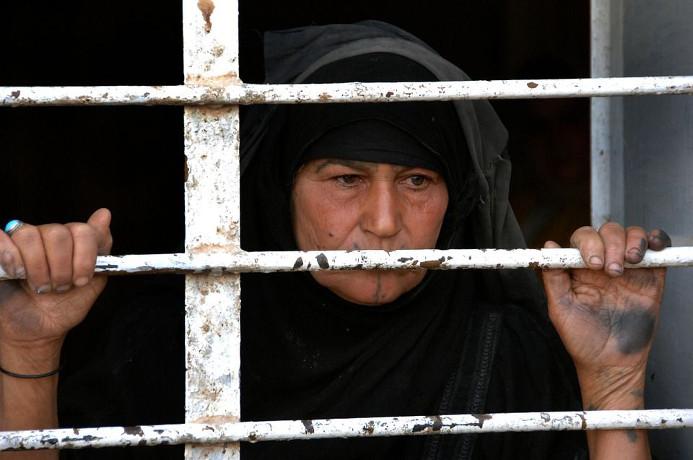 2016-06-06 El Estado Islámico quema a 19 mujeres vivas por negarse a mantener sexo