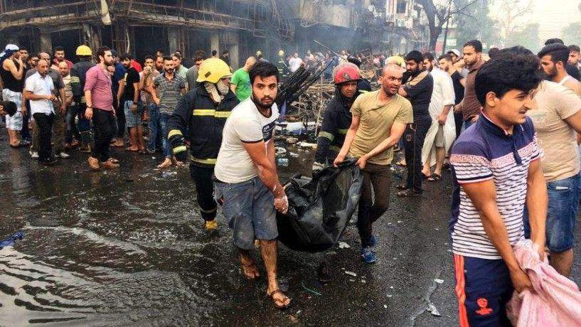 El atentado de Bagdad se lleva por delante más de 200 vidas