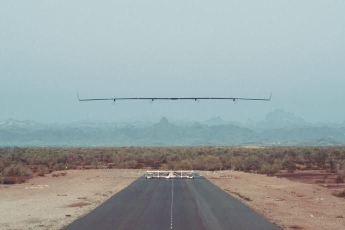 Facebook estrena el dron con el que pretende llevar internet a cualquier parte del mundo