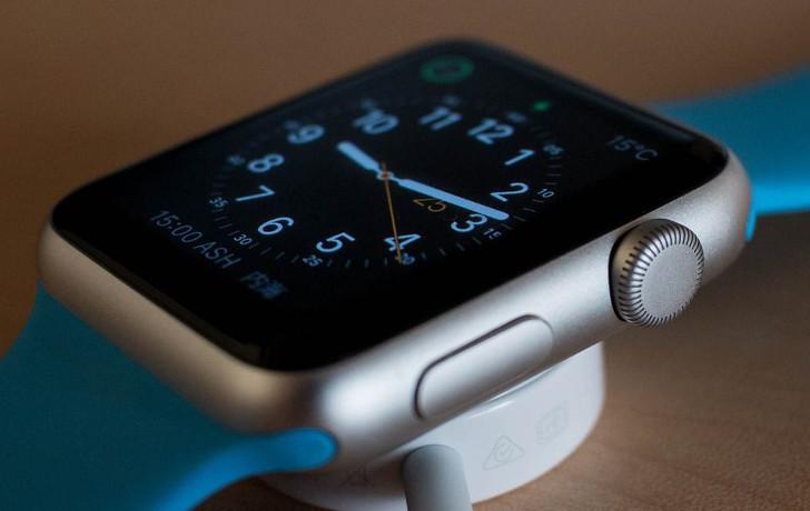 2016-07-25 Las ventas de relojes inteligentes caen por encima del 30%