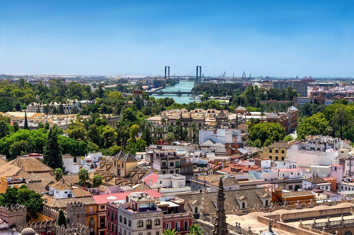 Aparcar en Sevilla