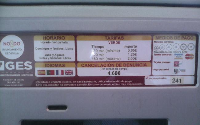 a013-04 Aparcar en Sevilla