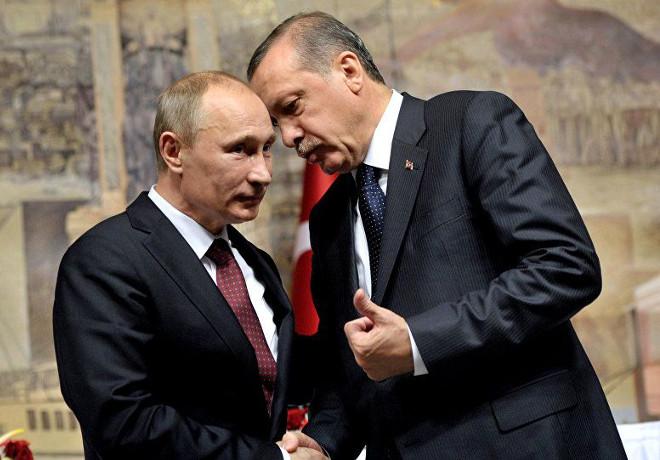 Putin y Erdogan encaminan hacia la normalidad las relaciones entre Rusia y Turquía