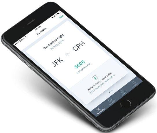 Lanzan una App para reclamar indemnizaciones a las aerolíneas