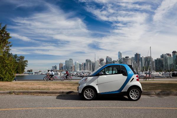 CAR2GO: una iniciativa limpia