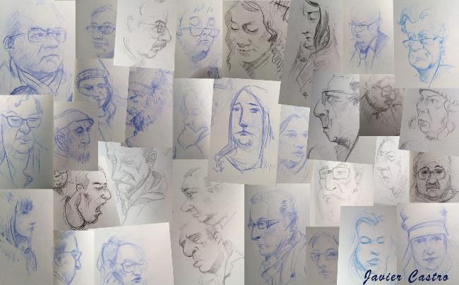 El arte de crear en el metro