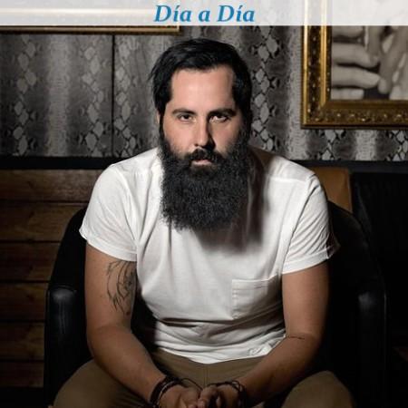 El primer hipster, víctima de su propia barba