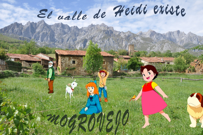 El valle de Heidi existe. Mogrovejo