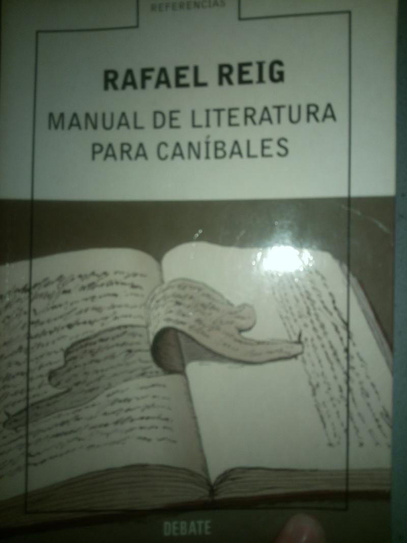 Mi padre, Rafael Reig y yo