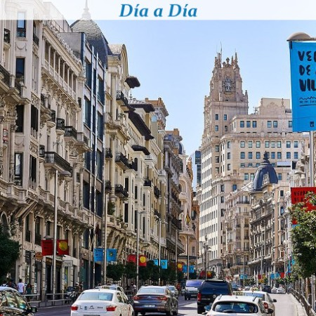 Y mientras en Madrid