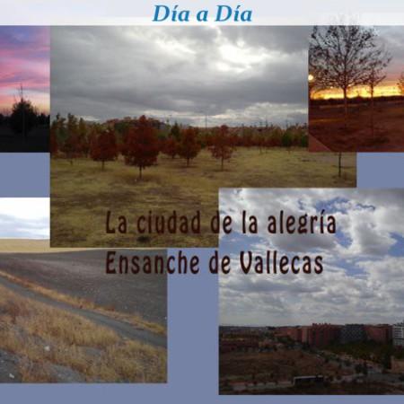 LA CIUDAD DE LA ALEGRIA. Ensanche de Vallecas