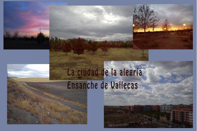 LA CIUDAD DE LA ALEGRIA. Ensanche de Vallecas - DiarioE